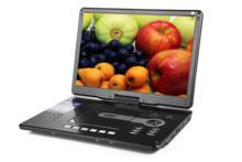 飞利浦移动DVD 16寸播放器便携式 evd影碟机电视护眼屏儿童学习机