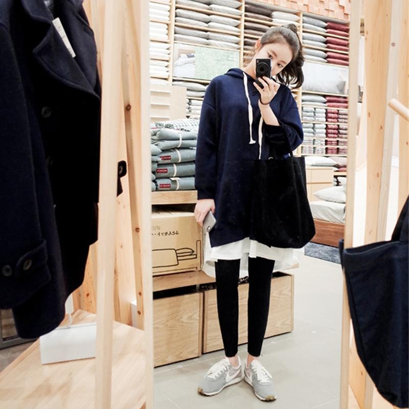韩国新款孕妇装卫衣