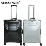 Swiss Army Knife Suissewin Universal Wheel Pull Rod Box Net Red Tremble Luggage Suitcase Female Password Boarding Box