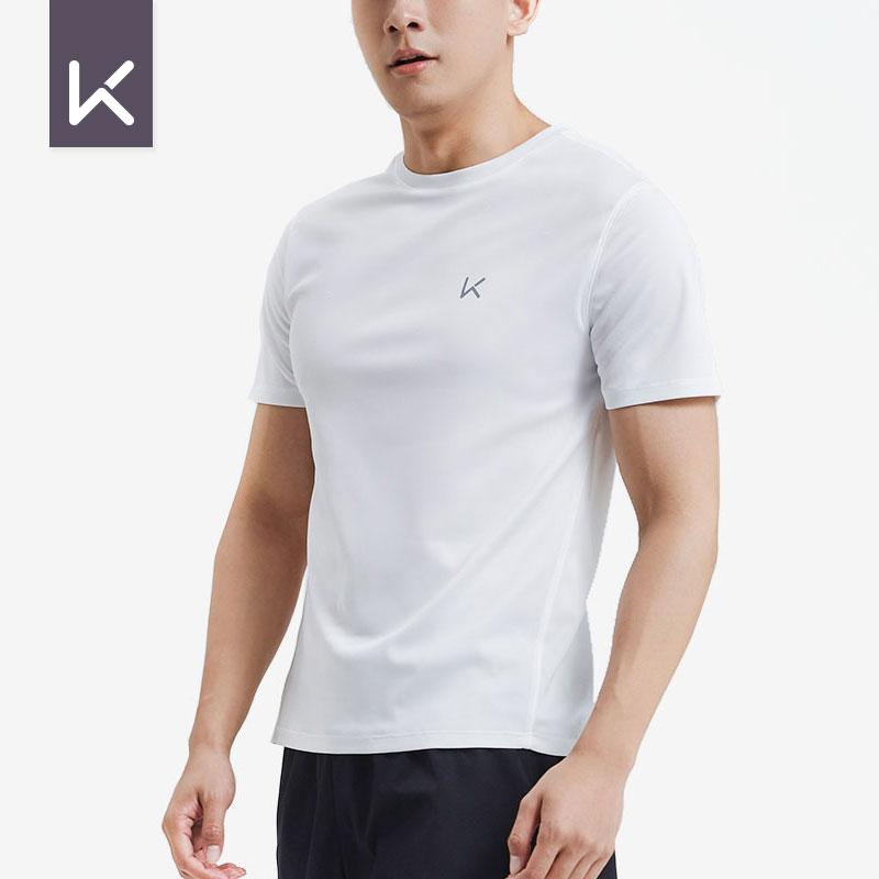 Keep旗舰店男子T恤运动健身训练休闲短袖透气排汗夏coolmax10016