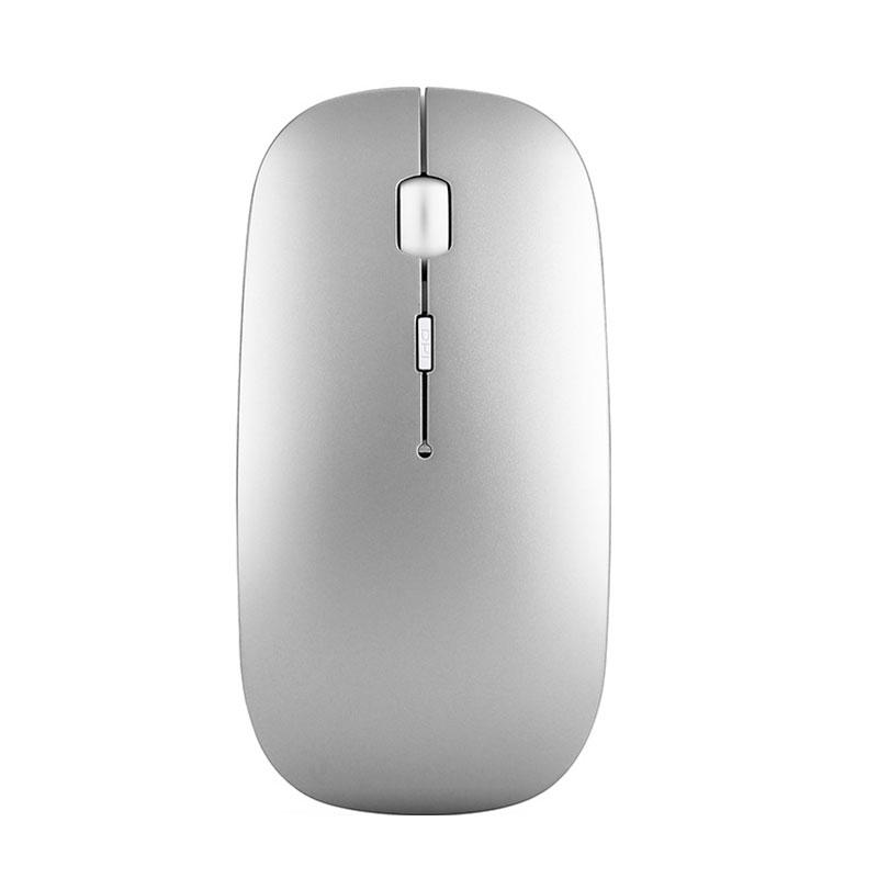 双模蓝牙鼠标4.0无线充电适用macbook苹果小米联想三星笔记本男女