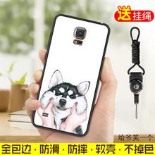 三星S5手机壳SM-G9009D手机套SMG9008v卡通软9006v全包G900F防摔H