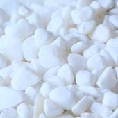 【五斤】小白石子鹅卵石雨花石原石天然多肉铺面园艺造景花盆石头
