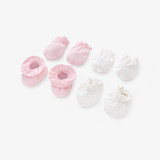 British newborn baby hand and foot cover male and female treasure cotton gloves foot cover two-piece 188A6464