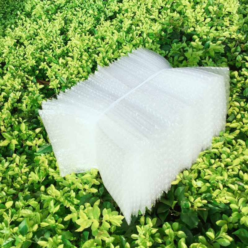 10*20CM100个气泡膜袋气泡袋加厚双面防震泡泡袋批发定做全国包邮