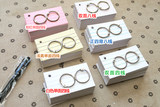 6 package parcels of blank card, word card, paper jam, four-line three-cell primary school English word card, word book