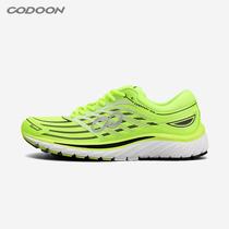 乔丹格兰运动鞋男透气跑步鞋黑色减震舒适网面鞋男士休闲健步鞋