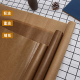 Anti-rust paper Industrial wrapping paper Oil-proof paper wax paper Industrial anti-rust paper Metal bearing packaging paper oil paper