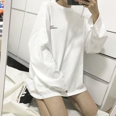 长款韩版上衣
