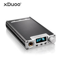 乂度/xduoo XD-05 decoding amp machine headphone amplifier variable Bluetooth amp Apple Android phone amp HiFi portable amp fever decoder high fidelity line