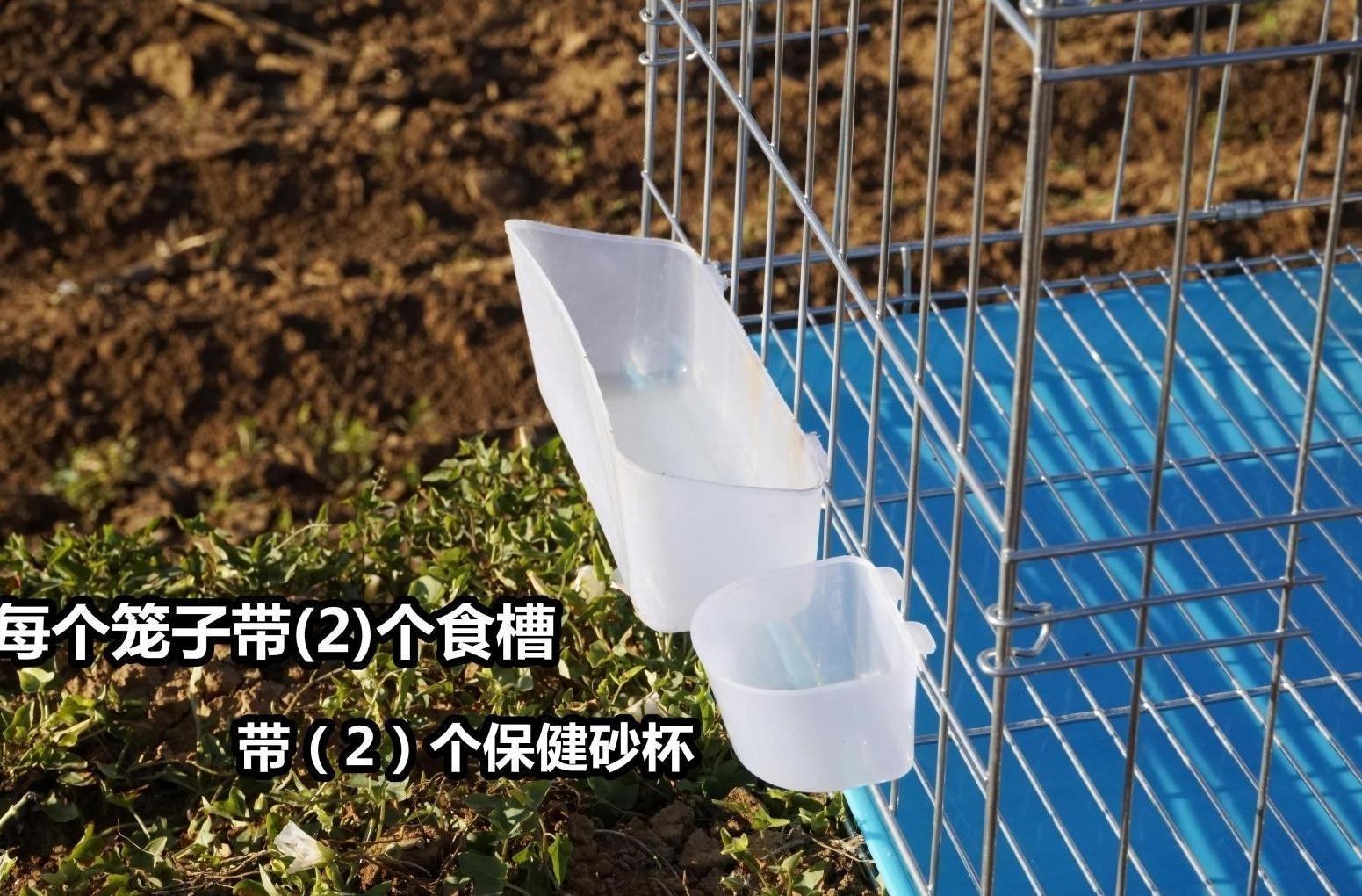 大鸽子笼 超大 巨型养鸽子的笼子全套家用大号加粗养殖笼子组合