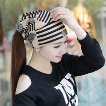 月子帽夏季薄款时尚可爱产妇帽子春夏产后春秋透气头巾韩版孕妇冒