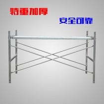 半高围栏1米移动护栏半架活动脚手架A级镀锌特厚