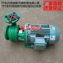 25聚丙烯耐腐蚀离心泵 25增强聚丙烯化工泵防腐耐酸碱泵65FP图片