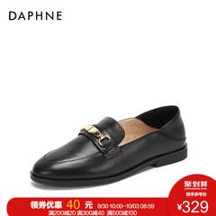 女式皮鞋达芙妮