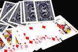 100 pairs of parcel-post spot poker 8845 high-quality table top card entertainment game card wear-resistant waterproof