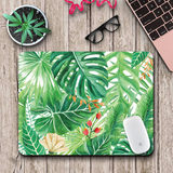 Nice good small mouse pad sewing plant small fresh simple wind game gift advertising custom made