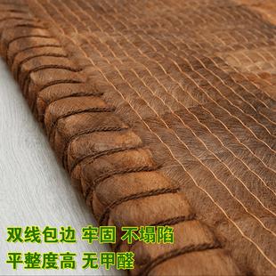 棕织缘无胶天然环保全山棕床垫手工棕垫儿童床垫硬1.5/1.8可定制