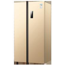 美菱 变频风冷无霜对开家用时尚 MeiLing BCD 601WPCX 大冰箱