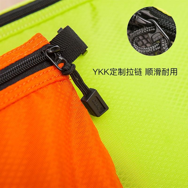 多功能杂物袋收纳袋防水文件袋洗漱包出差便携大容量整理袋收纳包