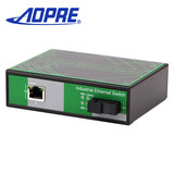 aopre Oper Gigabit 1 light 1 electric industrial switch rail POE switch Ethernet switch