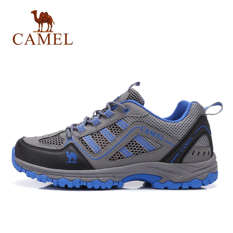 骆驼户外男鞋运动鞋