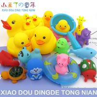 沐浴玩具鸭