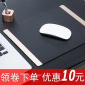 金属鼠标垫 Mac苹果笔记本牛皮铝合金小号游戏办公硬电脑超大竞技