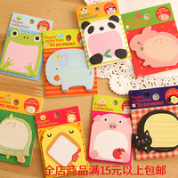 Creative Forest Animal Series Cute Sticky Notes/Scratch Pads/N Times Posts Korean Stationery