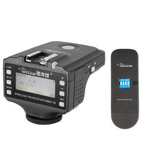 海力欧806-TX数码高速无线引闪器 影室灯闪光灯触发器接收器