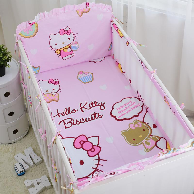 日本购网围夏季床围夏凉宝宝婴儿床上用品可定做2019夏季3d透气
