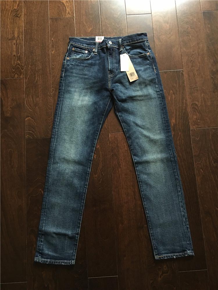 美国官网正品 Levi's 502 李维斯重磅厚款男士牛仔裤,levi's李维斯牛仔裤