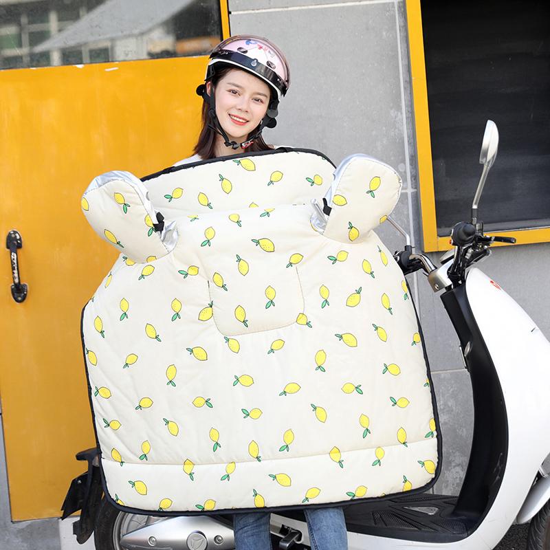 防寒罩防水保暖电瓶自行车电动摩托车