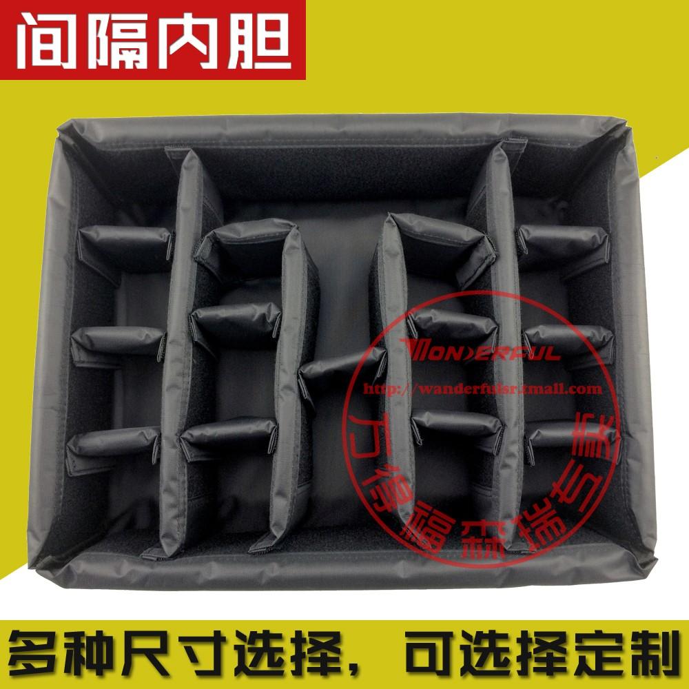 间隔内胆包旅行箱隔断安全箱保护箱拉杆箱单反相机包定做订制器材