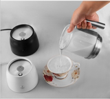 Cold and hot electric milk beater for parcel post coffee foamer foamer cappuccino latte foamer partner