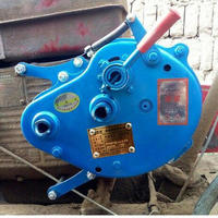 Diesel shake-free starter Yu Hongda horizontal bar diesel engine without battery starter tractor starter