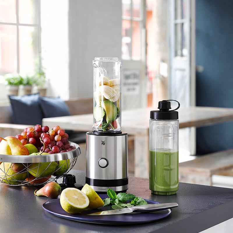 进口德国品牌WMF网红便携式榨汁机 家用小型水果破壁机奶昔榨汁杯