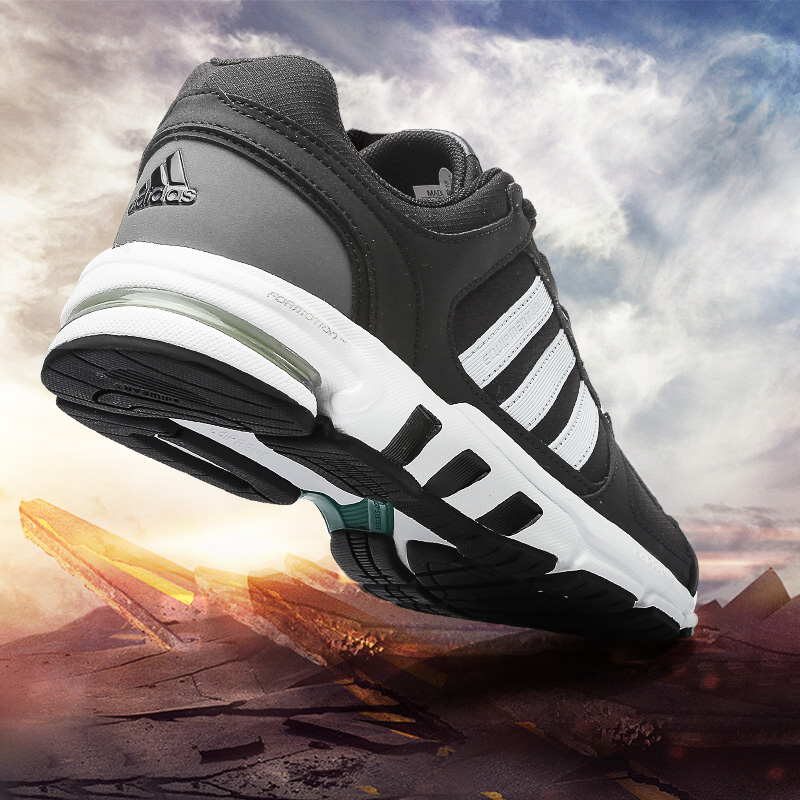 Adidas阿迪达斯男鞋EQT减震透气运动鞋跑步鞋DA