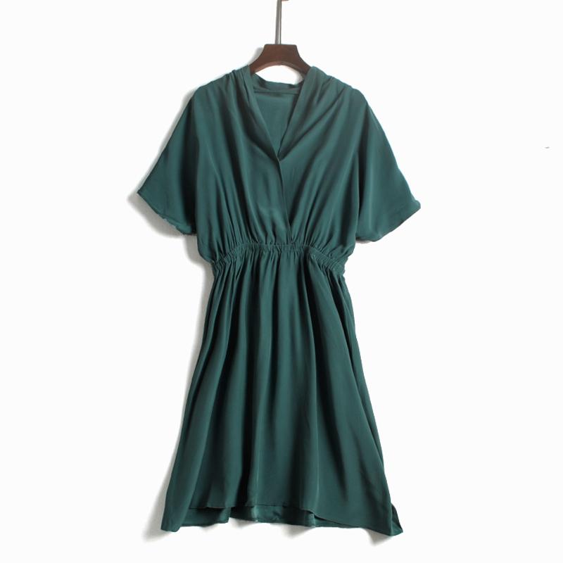 高端l连衣裙