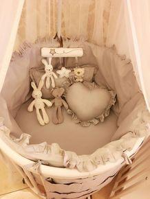 婴儿毛绒玩具bb床安抚娃娃婴儿床音乐挂件小推车宝宝玩偶公仔