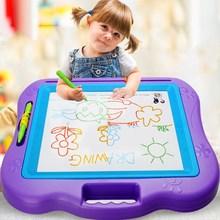 黑板安全小童幼儿园小朋友磁铁儿童画画板磁性写字板益智小孩