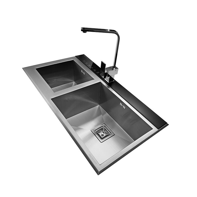 保食安旗舰店净化机家用水槽洗菜机果蔬清洗机净化器消毒机C601S