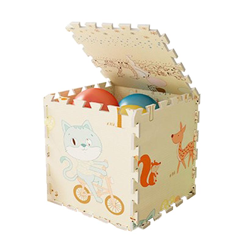 宝宝爬行垫加厚婴儿童客厅家用无毒无味爬爬垫小孩拼接式泡沫地垫
