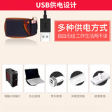 USB Car Electric Heating Hand Warm Palace Waist Charging Belt Removal and Wash Hot Water Bag Far Infrared Household Electric Warm Bag