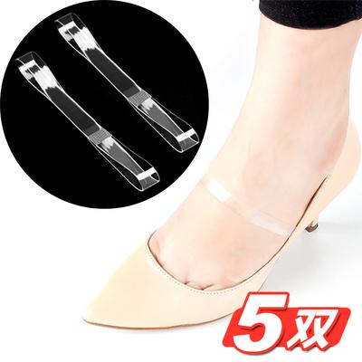 淘金币兑换隐形高跟鞋扣带不跟脚绑带透明配件防掉跟束鞋系带链子
