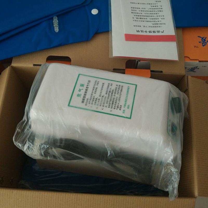 包邮进口防褥疮气床垫专用充气泵睡眠静音气泵耐磨品质保证双孔