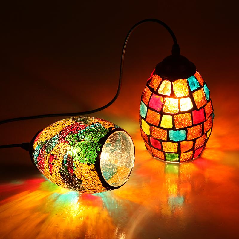 马赛克灯 吊灯