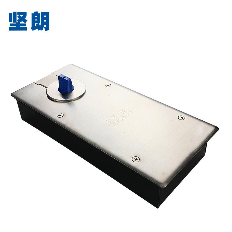坚朗无框玻璃门地弹簧WM01203