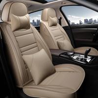 卡客汽车真皮四季通用座套舒适透气威驰/凯美瑞立体贴合设计