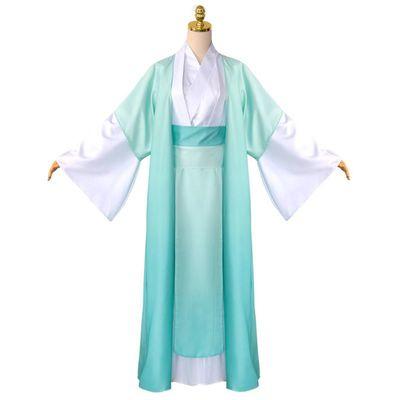 cospaly男 男装 动漫反派自救系统cosplay沈垣沈清秋古装汉服服装